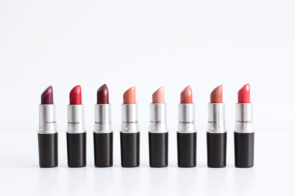 MAC Lipstick Haul | My Laura Life
